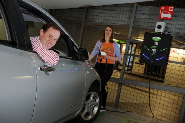 Car News | Clerys gets EV charge points | CompleteCar.ie