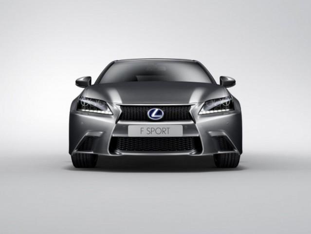 Car News   Sporty new Lexus GS   CompleteCar.ie