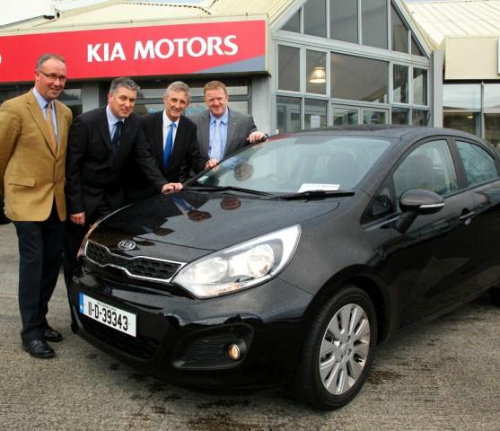 Car News   The Kingdom gets Kia   CompleteCar.ie