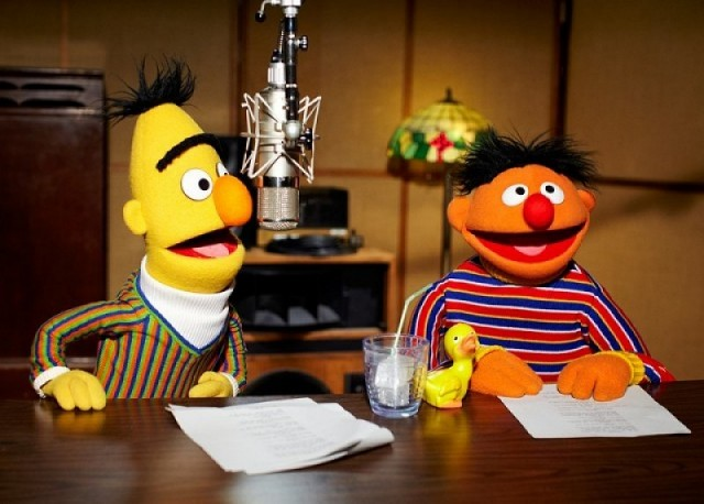 Car News | Bert and Ernie tell you how to get to Sesame Street | CompleteCar.ie