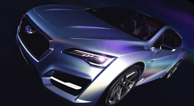 Car News   Subaru's three stars in Tokyo   CompleteCar.ie