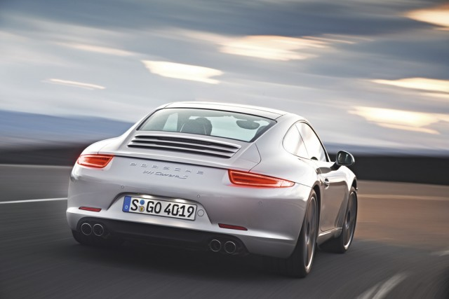 Car News   Surprise Porsche coming to LA   CompleteCar.ie
