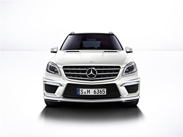 Car News   Mercedes reveals super-SUV   CompleteCar.ie
