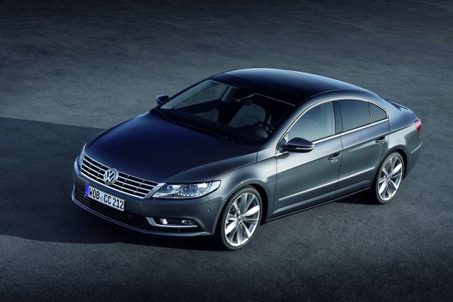 Car News   Volkswagen CC arrives in March   CompleteCar.ie