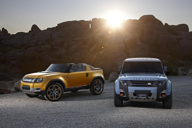 Car News   Updated Land Rover DC100 concepts   CompleteCar.ie