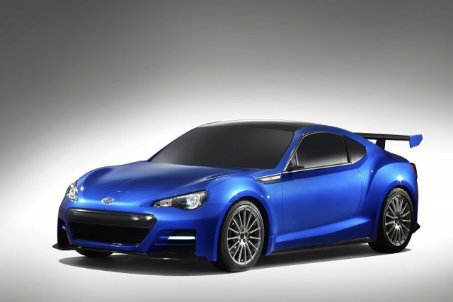 Car News | Subaru previews new coupé | CompleteCar.ie