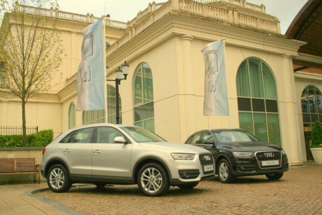 Car News | Audi Q3 launched in Ireland | CompleteCar.ie