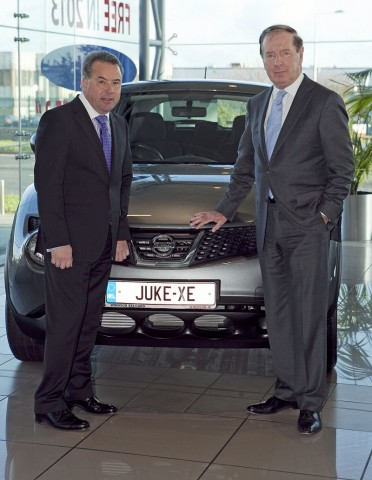Car News | Bank of Nissan is open for business | CompleteCar.ie