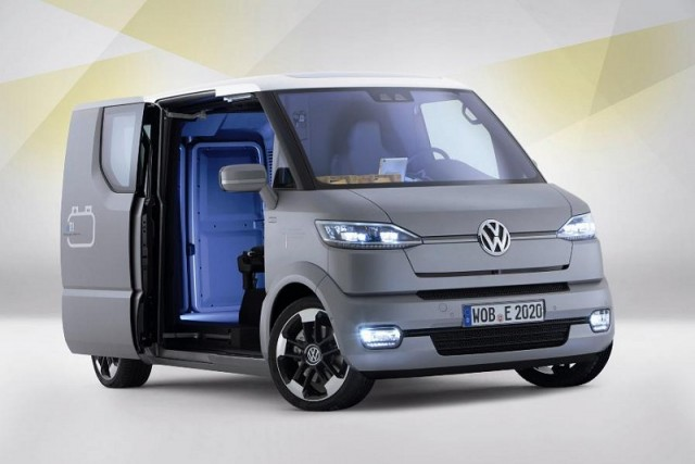 Car News | Call home in this VW concept | CompleteCar.ie
