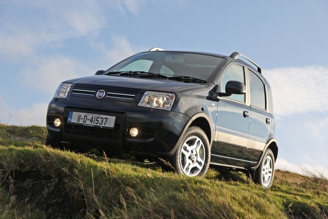 Car News | Fiat preparing for winter with Panda 4x4 | CompleteCar.ie