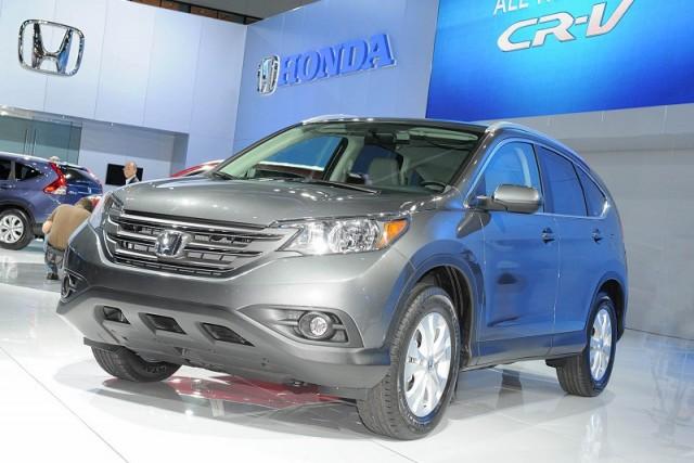Car News | Honda previews 2012 CR-V | CompleteCar.ie