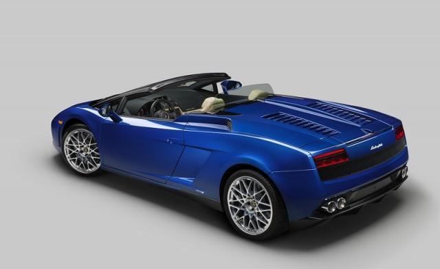Car News | Rear-drive Lambo Spyder | CompleteCar.ie