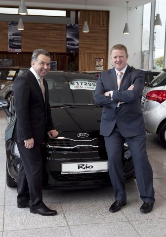 Car News | Kia joins the finance merry-go-round | CompleteCar.ie