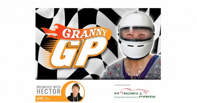Car News | Hector uncovers Ireland's fastest Granny | CompleteCar.ie
