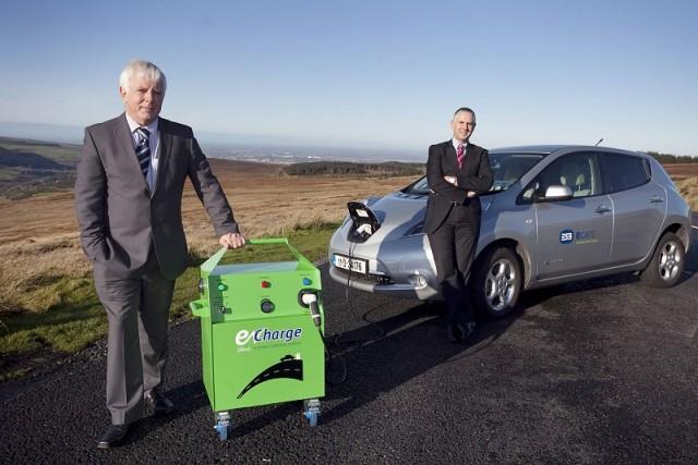 Car News   Electric vehicles get a roadside boost   CompleteCar.ie