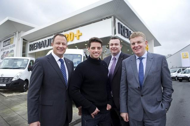 Car News   First Renault Pro+ dealer   CompleteCar.ie