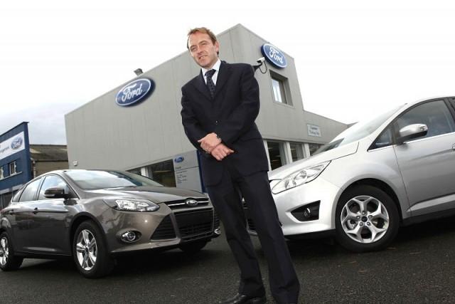 Car News   Rathfarnham Ford opens its doors   CompleteCar.ie