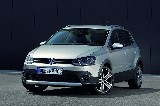 Car News | VW Cross Polo joins the family for 2012 model year | CompleteCar.ie