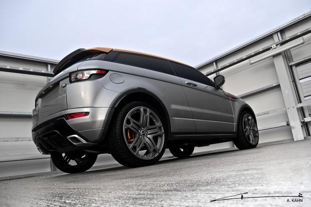 Car News | Kahn somehow improves Range Rover Evoque | CompleteCar.ie