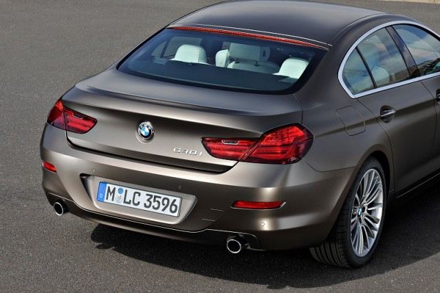 Car News | BMW 6 Series gains two doors as the Gran Coupé | CompleteCar.ie