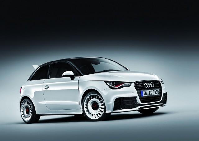Car News | Audi release 256hp, four-wheel drive A1 quattro | CompleteCar.ie