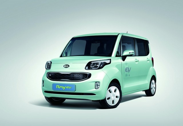 Car News | Kia Ray EV: Korea's first electric vehicle | CompleteCar.ie