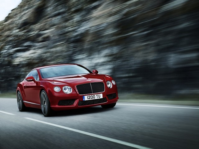 Car News | Recession over, for Bentley buyers at least | CompleteCar.ie