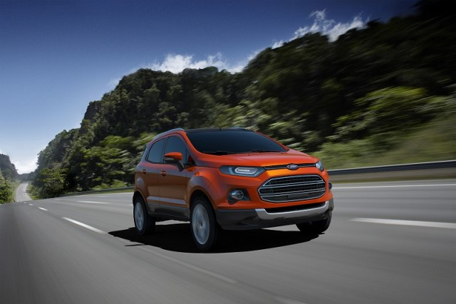Car News | New Ford mini-SUV revealed | CompleteCar.ie