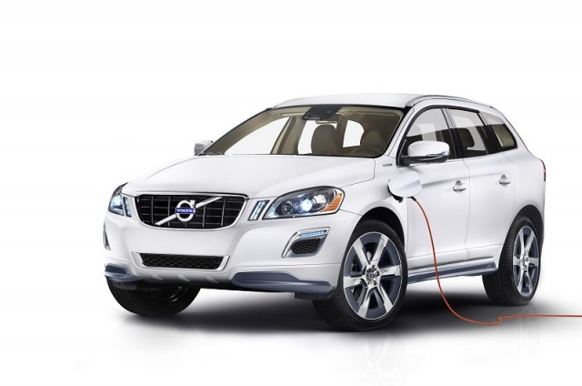 Car News   Volvo to introduce XC60 Plug-in Hybrid in Detroit   CompleteCar.ie