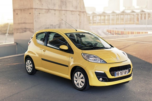 Car News   New-look Peugeot 107 on the way to Ireland   CompleteCar.ie