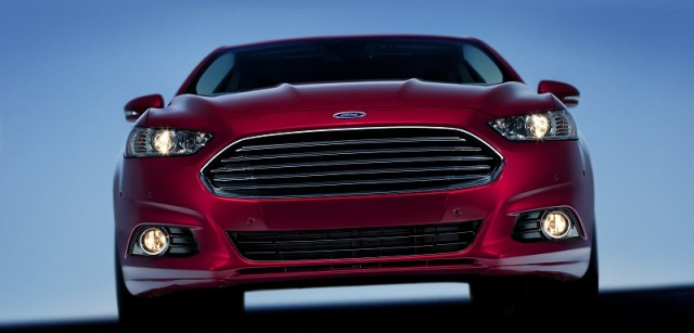 New Ford Mondeo previewed ahead of 2013 launch