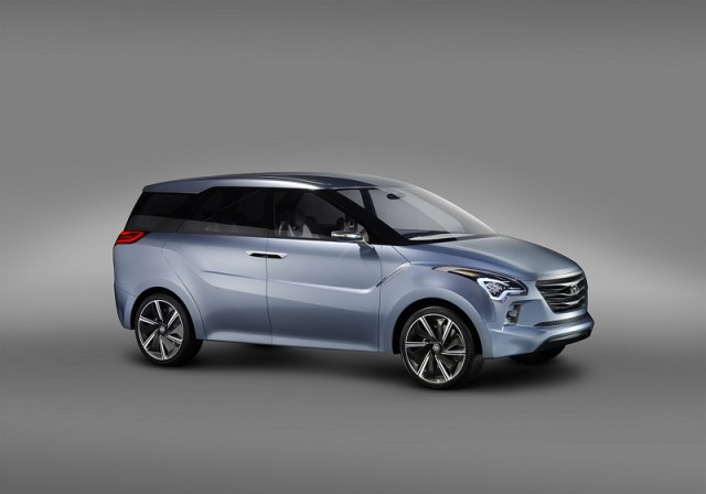 Car News   New eight-seat Hyundai concept debuts in India   CompleteCar.ie