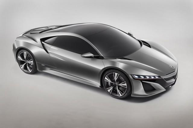 Car News   Honda NSX reborn as four-wheel drive hybrid   CompleteCar.ie