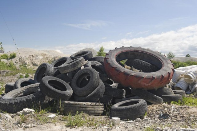 Annual report into tyre disposal - car and motoring news by