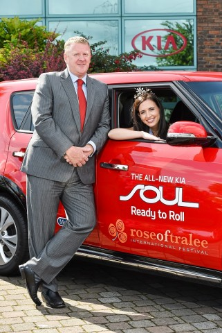 Car Industry News | Kia to keep Rose mobile | CompleteCar.ie