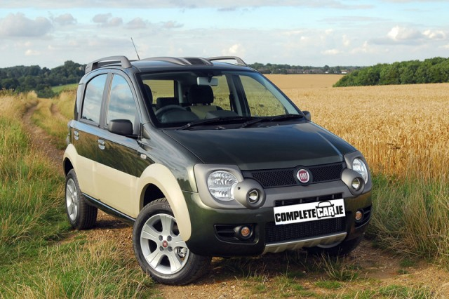 Car News | Fiat set to re-introduce 4x4 Panda | CompleteCar.ie