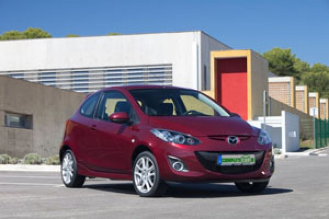 Car News | Mazda2 gets a facelift for 2011 | CompleteCar.ie