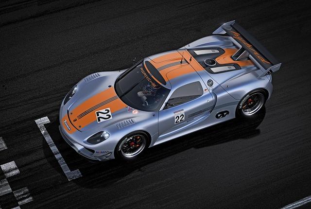 Car News   Porsche's hybrid racer stuns Detroit   CompleteCar.ie