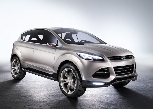 Car News   Stylish Vertrek previews next Kuga   CompleteCar.ie