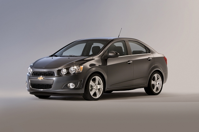 Car News | New four-door Chevy unveiled | CompleteCar.ie