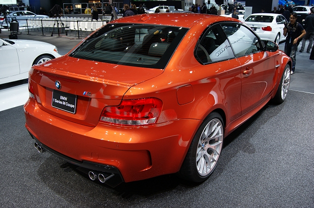 Car News | BMW 1 Series M Coupé officially debuts | CompleteCar.ie