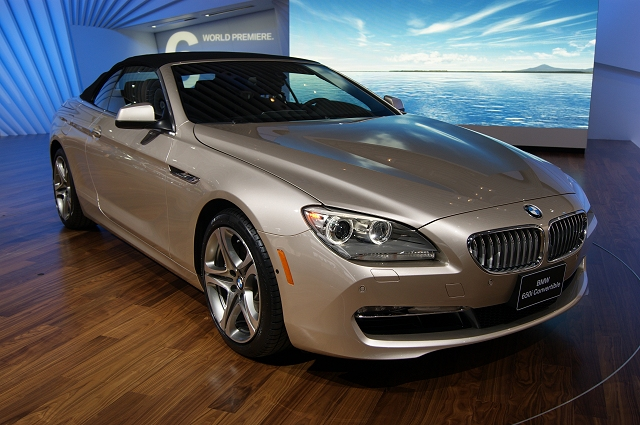 Car News | BMW 6 Series displayed for first time | CompleteCar.ie