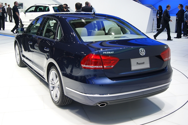 Car News | VW calls all-new, US-only saloon Passat | CompleteCar.ie