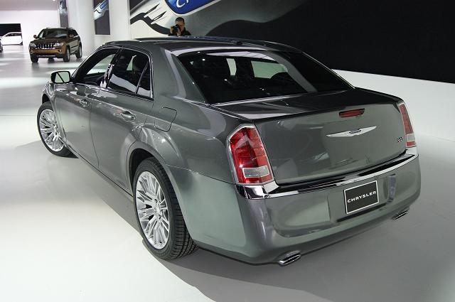 Car News | New-look Chrysler saloon here in 2012? | CompleteCar.ie