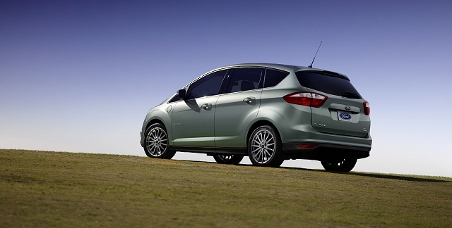 Car News | Hybrid Ford C-Max on the way | CompleteCar.ie