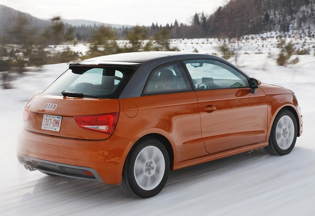 Car News | Audi adds 4x4 to A1 | CompleteCar.ie