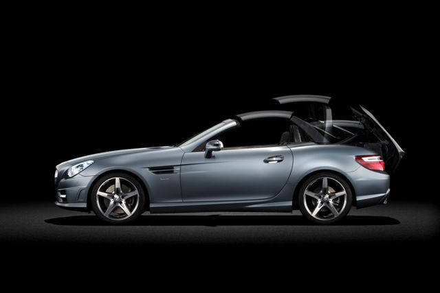 Car News | New-look Mercedes SLK officially unveiled | CompleteCar.ie