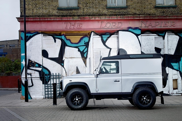 Car News | Defender gets the X factor | CompleteCar.ie