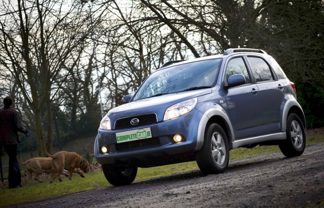 Car News | Daihatsu to cease new car sales in Europe from 2013 | CompleteCar.ie