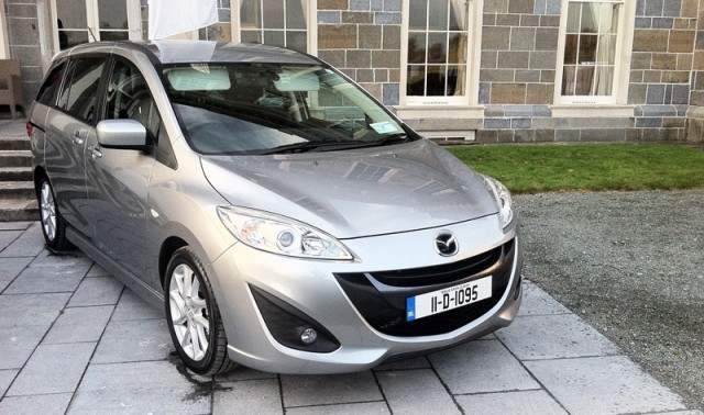 Car News | New Mazda5 arrives in Ireland | CompleteCar.ie